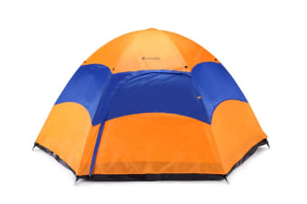 Komodo 2-in-1 Six Person Instant Pop-up Tent