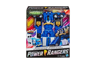 Power Rangers Beast Morphers Beast Wheeler Converting Zord
