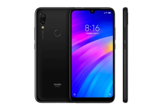 Xiaomi Redmi 7 (64GB, Black) - Global Model