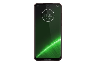 "Motorola Moto G7 Plus (Dual Sim 4G/3G, 6.24"", 64GB/4GB) - Red"