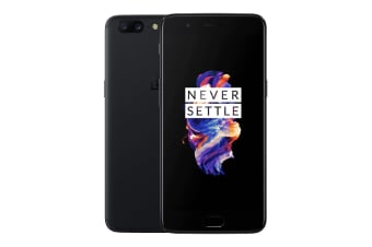 OnePlus 5 (128GB, Black)