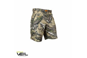 Hunters Element Hydrapel Cargo Shorts Veil Camo