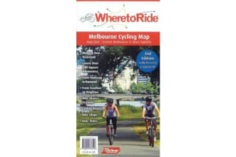 Melbourne Map (Where to Ride)