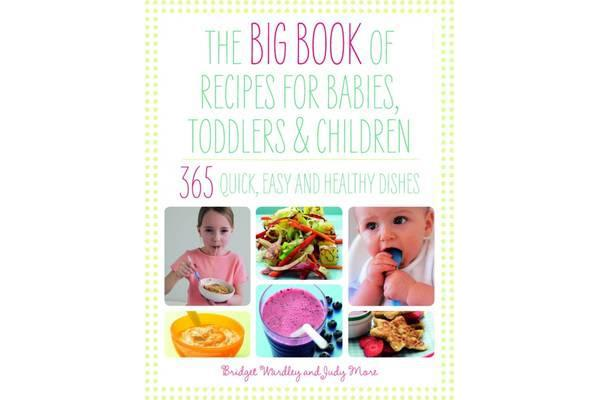 Big Book of Recipes for Babies, Toddlers & Children