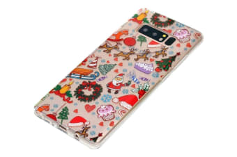 For Samsung Galaxy Note 8 Case Christmas Playground Stylish Protective Cover