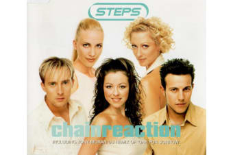 Steps – Chain Reaction PRE-OWNED CD: DISC LIKE NEW