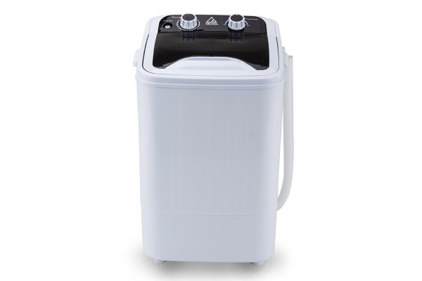 GECKO 4.6kg Mini Portable Washing Machine Camping Caravan Outdoor Boat RV Dry