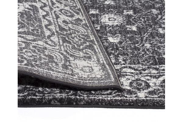 Estella Charcoal Transitional Rug 230x160cm