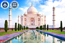 INDIA: 9 Day Colours of India Tour for Two Including Flights