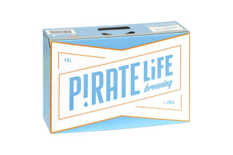 Pirate Life IPA 6.8% Beer 24 x 355mL Cans