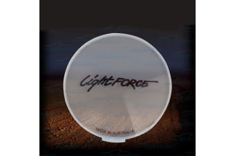 LIGHTFORCE VENOM LED CLEAR SPOT FILTER COVER DRIVING LIGHTS LAMPS LAMP