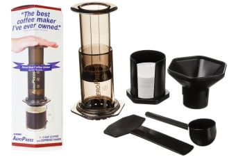 Aerobie Aeropress Coffee Maker System In A Box