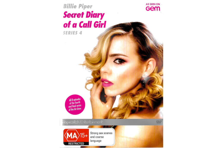 Secret Diary Of A Call Girl : Series 4 - Series Region 4 DVD PREOWNED: DISC LIKE NEW