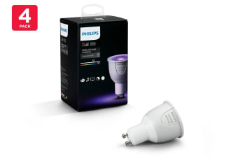 Philips HUE 6.5 W GU 10 (4 Pack)