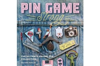 Pin Game Strong - Collect, Create, and Celebrate the Ultimate Enamel Pin Collection