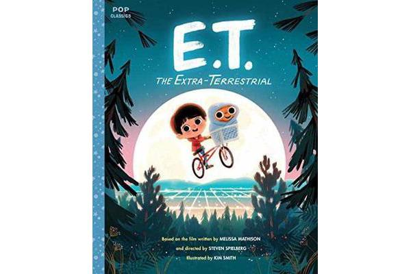E.T. The Extra-Terrestrial - The Classic Illustrated Storybook