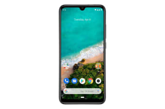 Xiaomi Mi A3 (Dual Sim 4G/4G, 128GB/4GB, 48MP) - Kind of Grey