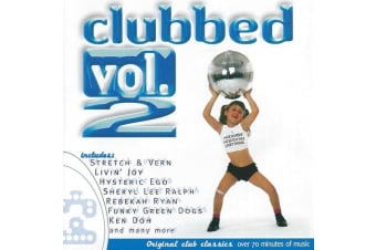 Various ‎– Clubbed Vol. 2 PRE-OWNED CD: DISC EXCELLENT