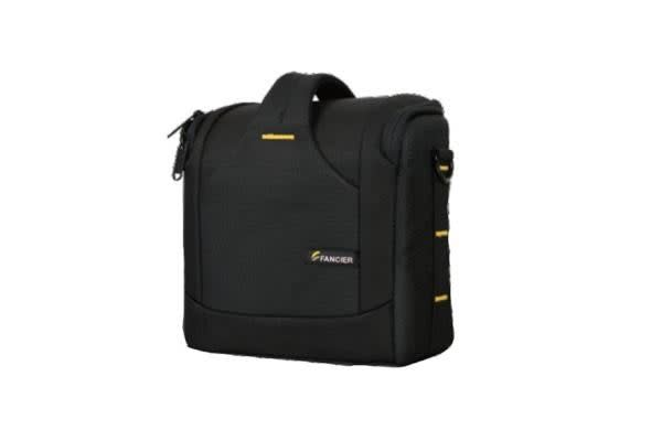 Fancier FB-8006 Camera bag For DSLR with 2 or 3 Lens Keep your extra lenses safe & secure on the go