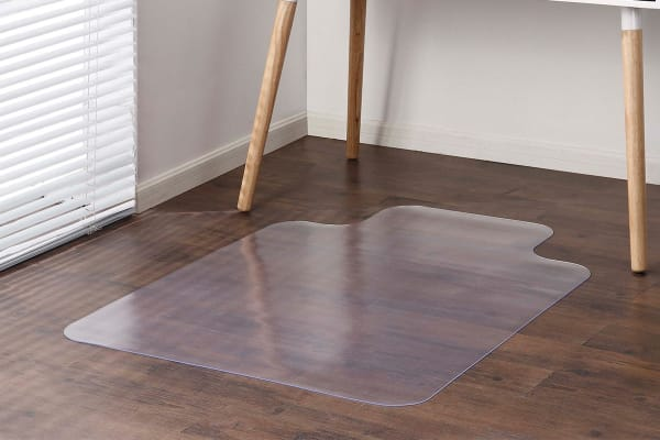 Ovela Chair Mat for Hard Floors (120 x 90cm)