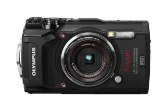 Olympus TG-5 Tough Digital Camera - Black