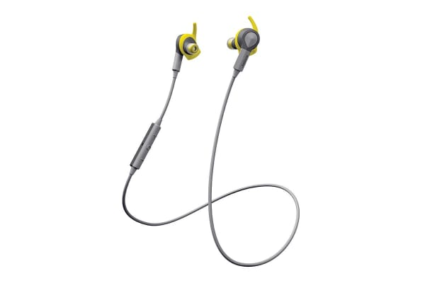 Jabra Sport Coach Wireless Bluetooth Earbuds (Yellow)