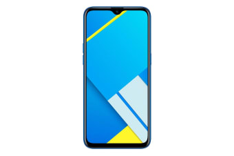 realme C2 (Dual Sim 4G, 64GB/3GB) - Diamond Blue