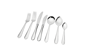 Stanley Rogers Albany Stainless Steel Cutlery Set of 86