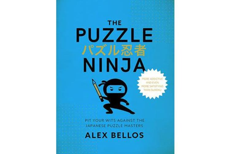 Puzzle Ninja - Pit Your Wits Against The Japanese Puzzle Masters