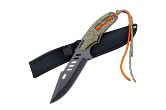 Fury Avlis Paracord Knife