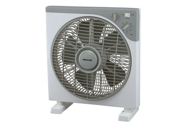 Heller 30cm Box Fan (HBOX30S)