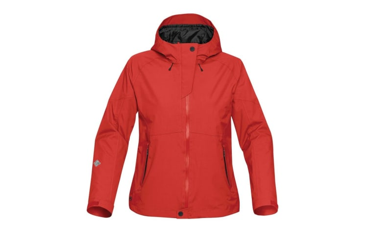 Stormtech Womens Lightning Shell Jacket (Scarlet) (XL)