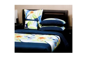 Iluka Quilt Cover Set by Chameleon Bedwear