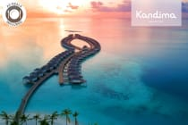 5 or 7 Nights at the Kandima Maldives