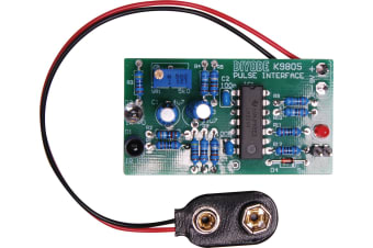 Heart Rate Interface Module for Arduino Kit