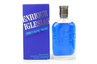 Enrique Iglesias Adrenaline Night 100ml EDT (M) SP