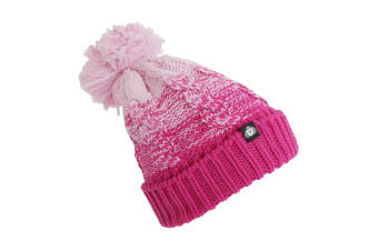 Skats Adults Unisex Waterproof Winter Hat (Pink) (One Size)