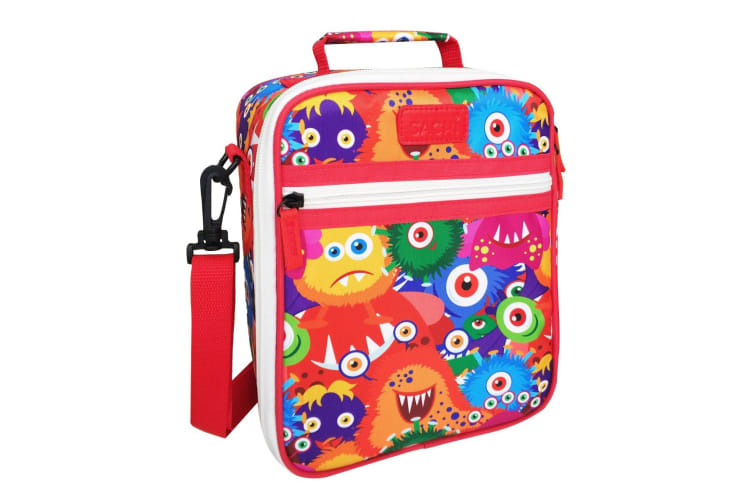 Sachi Lunch Tote - Monsters