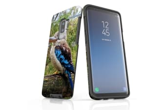 For Samsung Galaxy S9+ Plus Case Armour Cover  Kookaburra Tree Branch