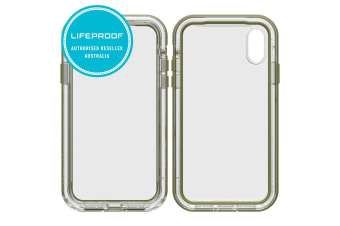 LifeProof Next Case/Cover Drop/Dirt Proof for iPhone XR - Zipline/Clear