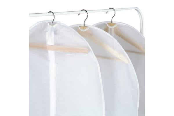 5xM and 5xL Suit Dress Clothing Dust Cover Bags