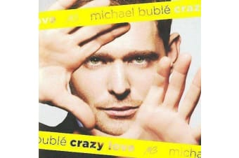 Crazy Love by Michael Bublé CD BRAND NEW SEALED MUSIC ALBUM CD - AU STOCK