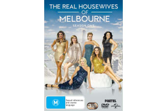The Real Housewives of Melbourne Season 1 DVD Region 4