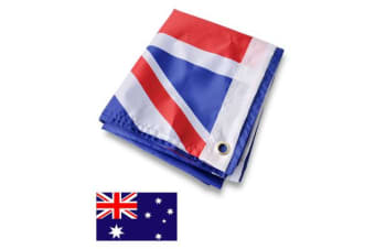 Aussie Australia Flag tiol Outdoor 150x90cm 5x3ft