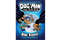 The Adventures of Dog Man 4 - Dog Man and Cat Kid