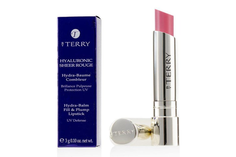 By Terry Hyaluronic Sheer Rouge Hydra Balm Fill & Plump Lipstick (UV Defense) - # 3 Baby Bloom 3g/0.1oz