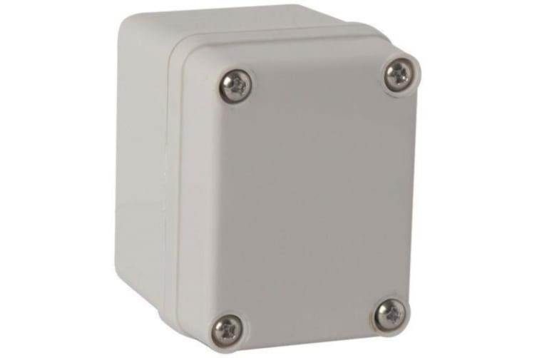 Plastic Enclosure IP66 ABS Wall mount Junction Box 50mmx55mmx65mm