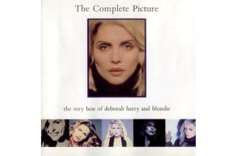Deborah Harry And Blondie ‎– The Complete Picture - The Very Best Of PRE-OWNED CD: DISC EXCELLENT