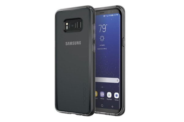 Incipio Octane Pure Clear Impact Absorbing Case for Samsung Galaxy S8+ - Clear