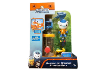 Fisher Price Octonauts Barnacles Octopod Steering Deck